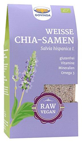 Govinda - Bio Chia-Samen weiß - 200 g