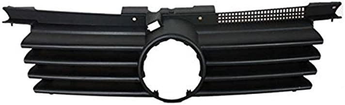 OE Replacement Volkswagen Jetta Grille Assembly (Partslink Number VW1200129)
