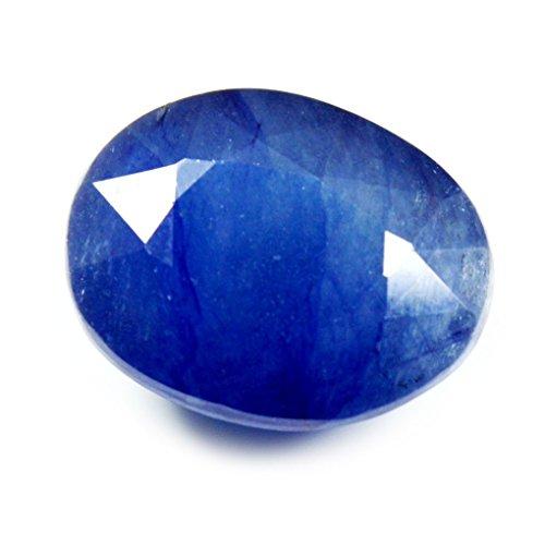 jewelryonclick blau Saphir Stein 5ct Natur Original lose Edelstein