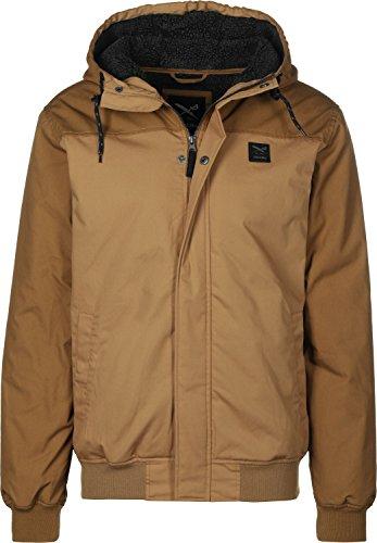 Iriedaily Eissegler Jacket, Größe:S, Producer_Color:Caramel