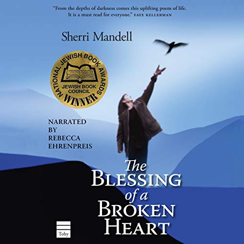 The Blessing of a Broken Heart Audiobook By Sherri Mandell cover art