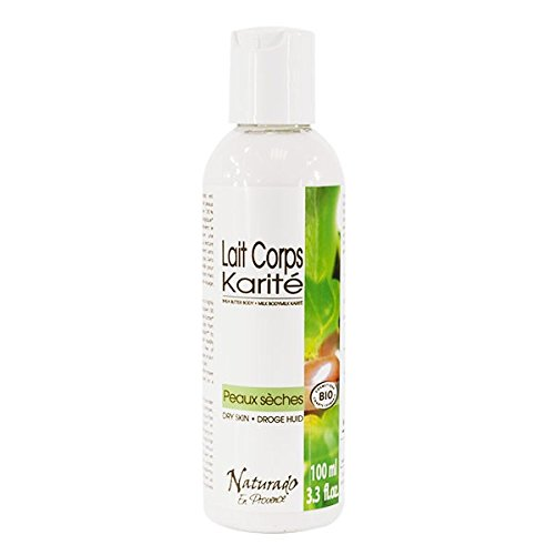Naturado Lait corporel Karité peau sèche multi usages weekend 100ml