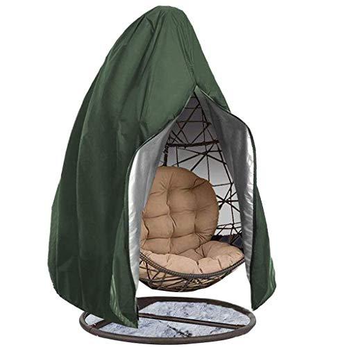 Javntouy - Funda para silla colgante de huevo, resistente al agua, para colgar al aire libre, resistente al agua, para silla de huevo