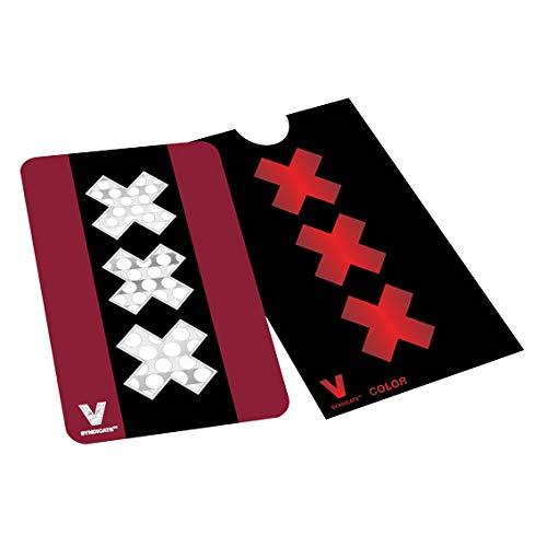 Card Grinder Amsterdam Flagge