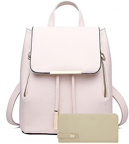 bolso mochila y embrague combo elegante mochila de Alice Girls Cadence Mochila de la escuela bolsa de la universidad Mochila casual
