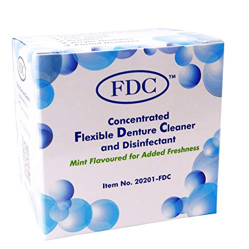 Flexible Denture Cleaner FDC ~ 6...