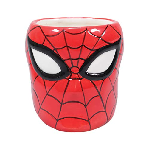 Marvel - Taza 3D Spiderman (PS4)
