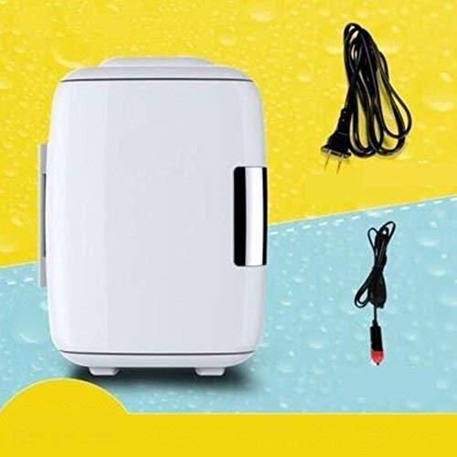 NLRHH Mini refrigerador móvil, Mini refrigeración portátil Refrigeración Leche Leche Meca Frigorífico Inicio Tamaño pequeño refrigerador-Azul 26x24.5x18cm (10x10x7inch) Peng