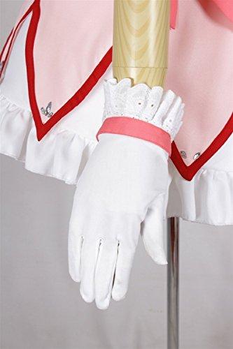 『MilicaBooks 魔法少女まどか☆マギカ 鹿目まどか ウィッグセット Mサイズ ソウルジェム付 コスプレ 衣装』の6枚目の画像