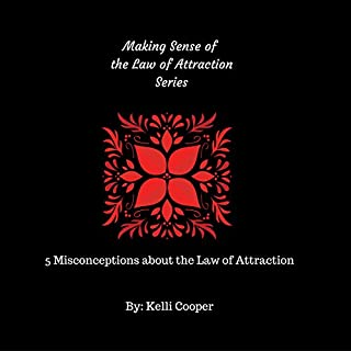 5 Misconceptions about Law of Attraction audiobook cover art