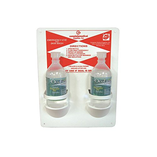 Eye Wash Refill Bottle 32 oz. Filled