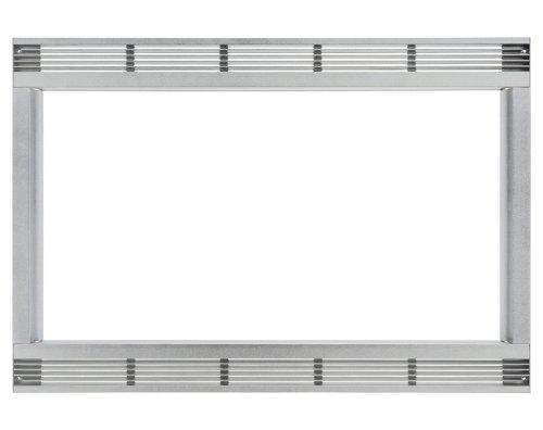 Panasonic 27-Inch Trim Kit for 1.6 cuft Panasonic Stainless Microwave Ovens, TK-729SA