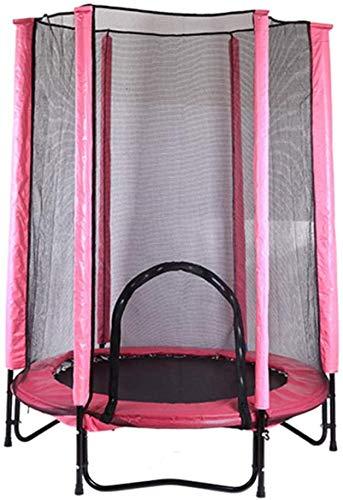 Schommel Trampoline (roze) Baby Outdoor Toename Home Veiligheid Net Indoor Trampoline Indoor Trampolines