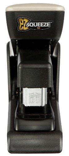 Bostitch EZ Squeeze 50 Sheet Desktop Stapler, Reduced Effort, Black (B850-BLK) Photo #8