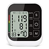 topseller-hzy Accurate Electronic Blood Pressure Monitor Portable Upper Arm Digital Automatic Measuring Instrument with Voice Broadcast