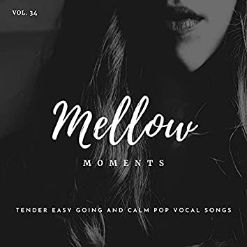 Mellow Moments - Tender Easy Going And Calm Pop Vocal Songs, Vol. 34