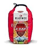ReadyWise 2-Day Adventure Bag | Freeze-Dried Backpacking & Camping Food | Waterproof Dry Bag | 23 Servings