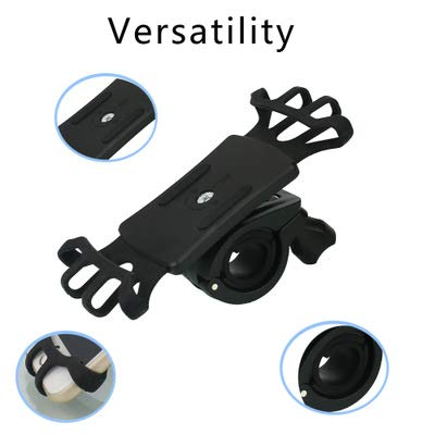 Review BZ New Bike Phone Mount Anti Shake and Stable 360° Rotating Bicycle Accessories for iPhone A...