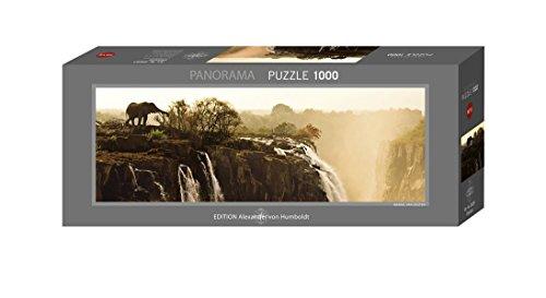 Unbekannt KV&H Verlag Elephant 1000 Teile Puzzle, Grey