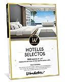 WONDERBOX Caja Regalo - HOTELES SELECTOS - una Noche con Desayuno y Cena o Actividad Bienestar o más Opciones a Elegir Entre 255 hoteles de 4* y 5* para Dos Personas.