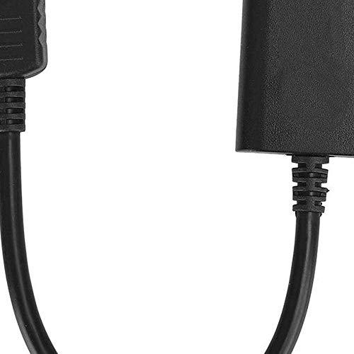 Yuyanshop Cavo HDMI Accessori HDMI Cavo Splitter Adattatore Console di Gioco Consolle Video Converter per SEGA Dreamcast Console di gioco
