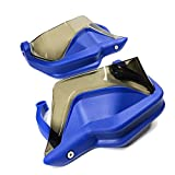 MADQW Guardados De Mano Palancas De Embrague De Freno Guardia De Mano Guardias Protectores Apto para/Fit For - BMW R1200 RS R 1200 RS 2015 2016 2017 2018 2019 / (Colore : Full Set Blue 2)