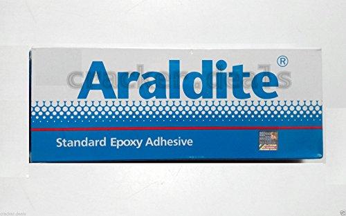 Araldite Standard Epoxy Adhesive (Resin 100g + Hardener 80g) 180g