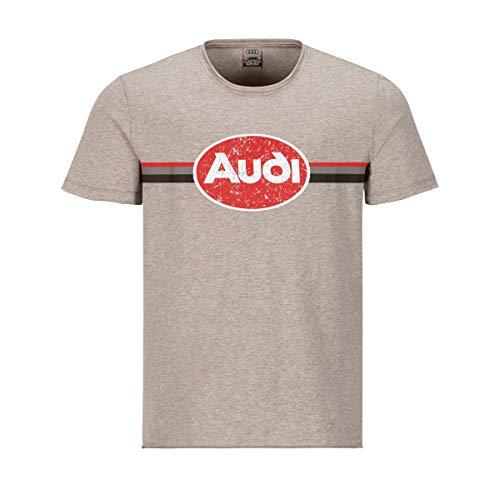Audi Heritage T-Shirt Herren (L)