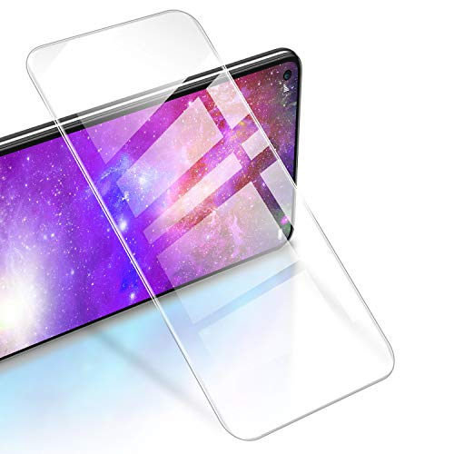 RIWNNI [3 Stück Panzerglas für Huawei P40 Lite E, 9H Festigkeit Panzerglasfolie, HD Klar Bildschirmschutz Glas Folie 0.25mm Ultra Dünn Schutzfolie Blasenfrei für Huawei P40 Lite E - Transparent