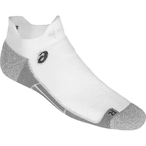 ASICS unisex-adult 150225-0001_43-46 Socks, white