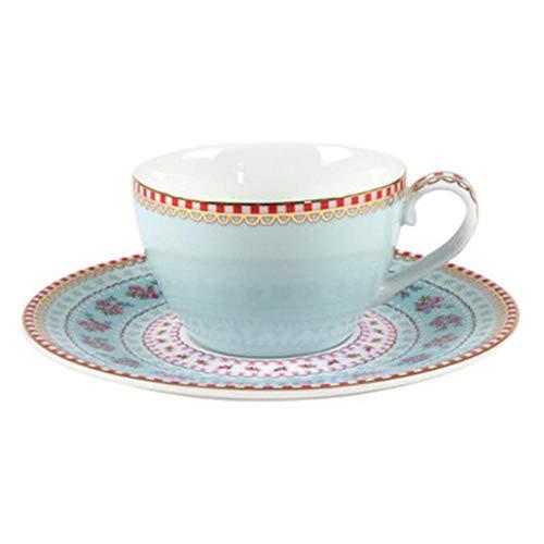 mytxfh Kaffeetassen Hochwertige Knochenporzellan Kaffeetassen Vintage Keramik Tassen Aufglasur Advanced Teetassen Und Untertassen Sets Luxusgeschenke