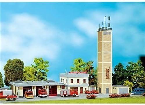 online al mejor precio Faller 130989 130989 130989 Fire Station With Commanders Building by Faller  ahorra hasta un 80%