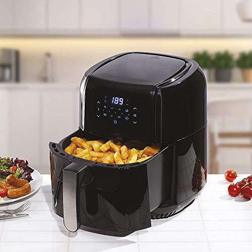 Air Fryer Multi-Function huishoudelijke elektrische Grill Intelligent Volautomatische 6L Smoke Free grote capaciteit Steam Fryer