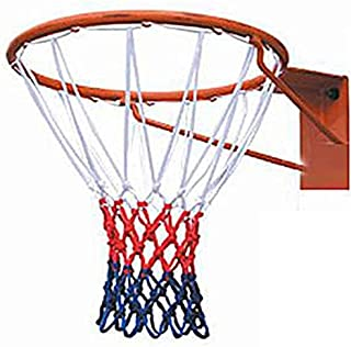pnxq88 Canasta de Baloncesto, 50cm 13 Aros Polipropileno