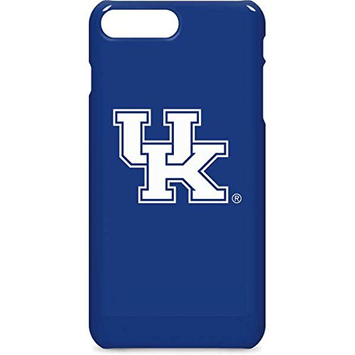 Skinit Lite Phone Case Compatible with iPhone 7 Plus - Officially Licensed College UK Kentucky Blue Design