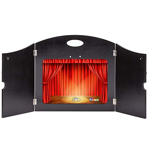 Howa Erzähltheater Kamishibai Holz für DIN A3 Bildkarten 7501