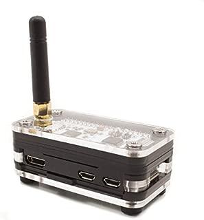 Zum-Pi Case - for Adding a Zumspot Hat to Your Pi-Zero ~ C4Labs (Black Ice)
