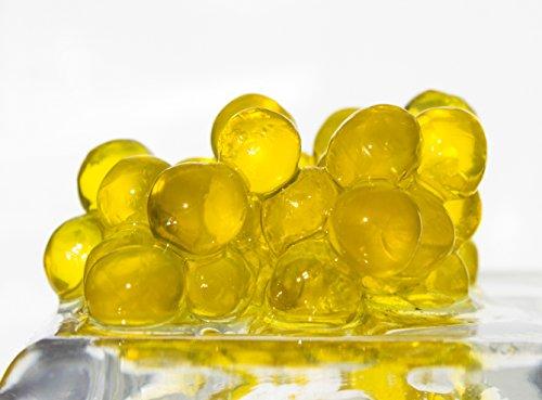 Olivenöl Caviar–Olivenöl Extra Schurwolle eingekapselt–Full Moon–Gourmet Produkt–50g
