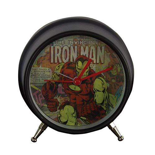 Paladone PP3438MC Marvel Comic - Reloj Despertador lenticular