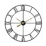 reloj vintage pared 80 cm
