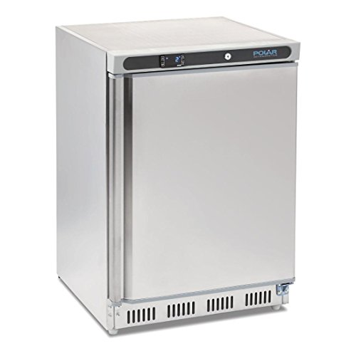 Polaire cd080 sous comptoir pour réfrigérateur, 150 L