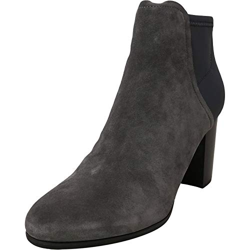 Vionic Women's Perk Whitney Ankle Boot Charcoal