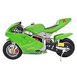 49cc Mini Gas Power Pocket Bike Motorcycle for Kids Teenagers,...