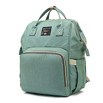 Baby Diaper Bag Multi-Function Travel Backpack ...