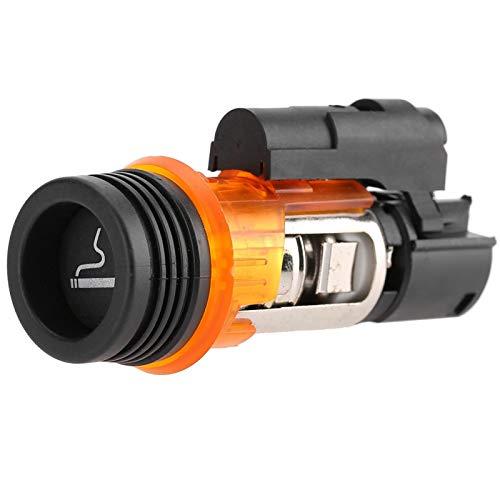 Cigarettändare 822754, metallmaterial 12 V bil cigarettändare sockelladdare adapter passar till 206 308 406 607 1007