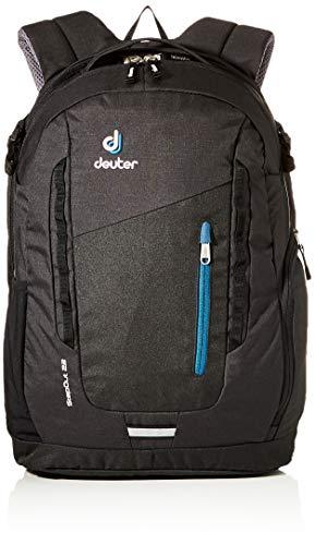 Deuter Unisex-Adult StepOut 22 Rucksack, Black, 46 x 30 x 19 cm, 22 L