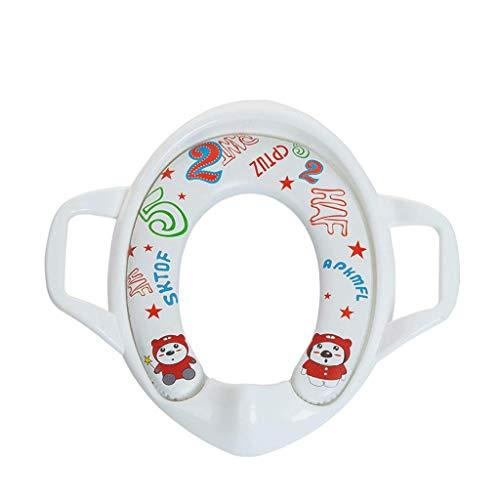 Baby Potty Stoel Kindertoilet Toilet Vrouwelijke Baby Kind Mannelijk Kussen Potty Cover Ladder 1-6 Jaar Oude Potty Training Zitplaatsen HUYP
