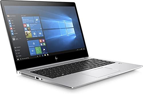 HP EliteBook 1040 G4 14 Zoll Touch Bildschirm 1920x1080 Full HD Intel Core i5 256GB SSD Festplatte 8GB Speicher Windows 10 Pro Webcam Tastaturbeleuchtung Notebook Laptop (Generalüberholt)