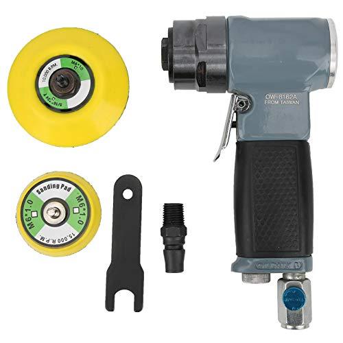 Elektrischer Exzenterschleifer/Polierer Kit Mini-Schleifschleifmaschine Schleifausrüstung PT1/4in OW-8162A