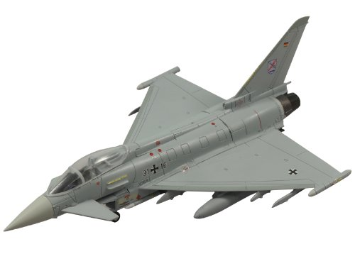 1/144 Luftwaffe Multi-Purpose Fighter EF2000 31st Fighter Wing Bombing Painted (SNM08) (Japan Import)
